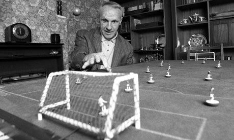 Subbuteo information lincolnflickers - Who invented table football ...